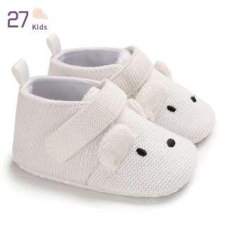 27 Giày Hình Dán Ma Thuật Chống Trượt Đế Mềm Hoạt Hình Cho Trẻ Em, Trẻ Sơ Sinh Bé Trai Bé Gái