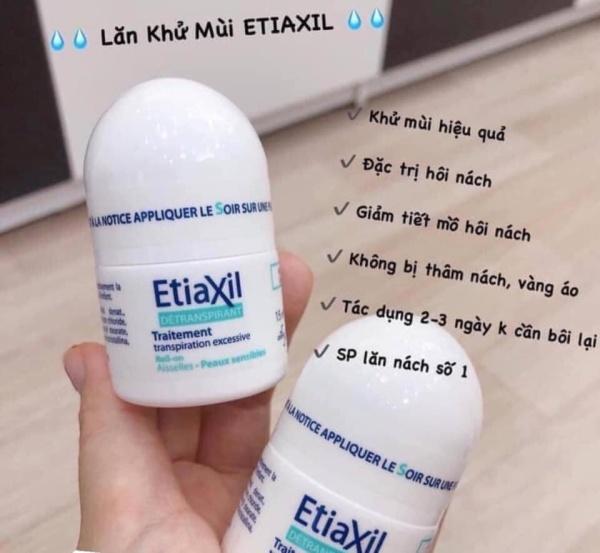 Lăn khử mùi Etiaxil