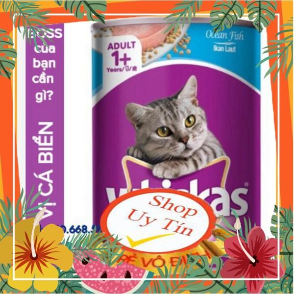 Pate mèo whiskas 400g