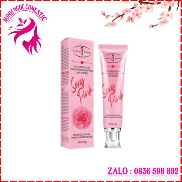 Kem Hồng Nhũ Hoa-Hồng Môi-Vùng Kín Sexy Pink giá rẻ