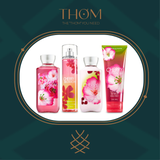 CHERRY BLOSSOM Sản Phẩm Tắm Dưỡng Xịt Thơm Toàn Thân Bath & Body Works thumbnail