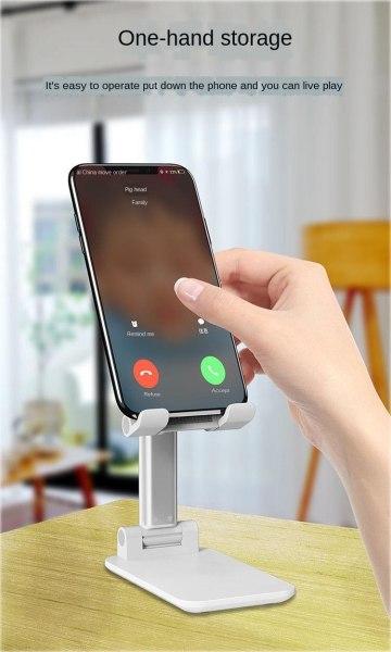 GIÁ Đỡ Điện Thoại Thông Minh Phổ Thông Cho Điện Thoại Di Động IOS/Android, Ipad