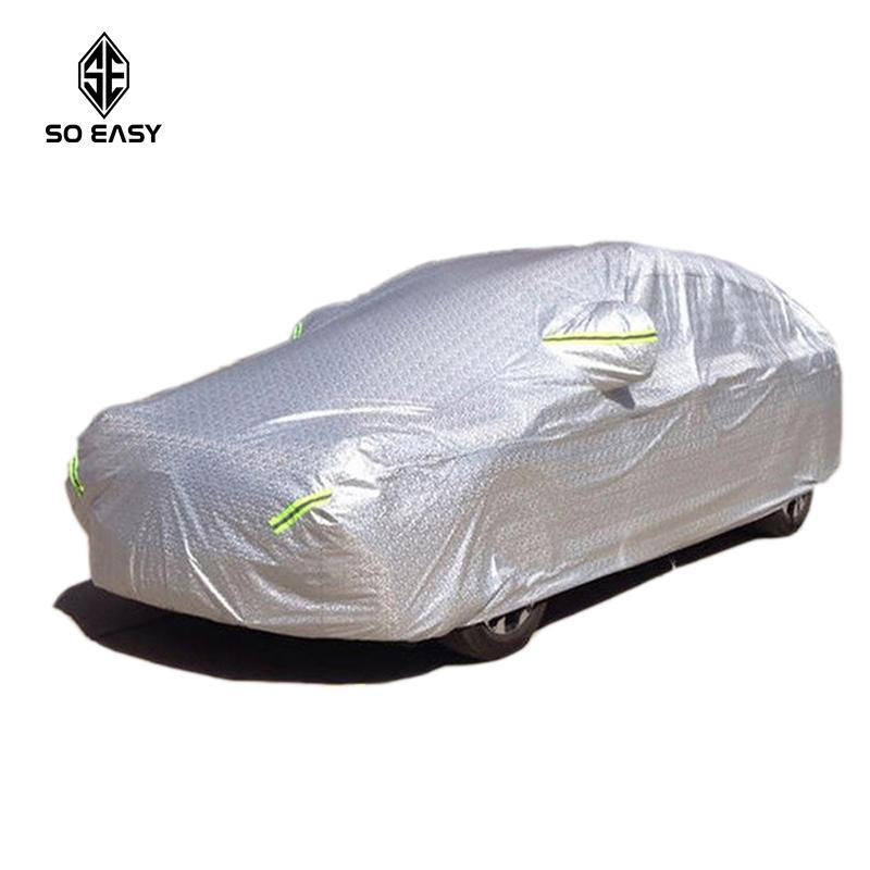 Bạt xe hơi ,Bạt phủ xe hơi, áo trùm che phủ xe hơi, Bạt phủ xe ôtô tráng nhôm bạc 4 chỗ, 2 lớp chống nóng, mưa, xước sơn,bat phu xe hoi,bat xe hoi,bat phu o to,bat phu oto,bat o to,bat oto, vân 4D (BPX) _ xám