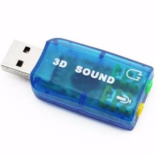 USB ra Sound âm thanh 3D 5.1 thumbnail