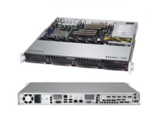 Máy Chủ Supermicro 813MF2TQC-505CB X11DPL-I (Intel 4210R 16Gb DDR4 2933 Dual LAN with Marvell 88E1512 NONE HDD PSU 500W) thumbnail