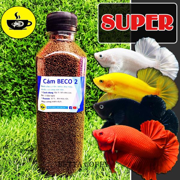 🥩 BETTA SUPER - phụ kiện trang trí hồ cá 🐠  BETTA COFFY
