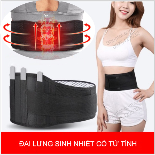 Đai lưng tự sinh nhiệt hỗ trợ điều đau trị đau cột sống và mỏi cơ thắt lưng YX003