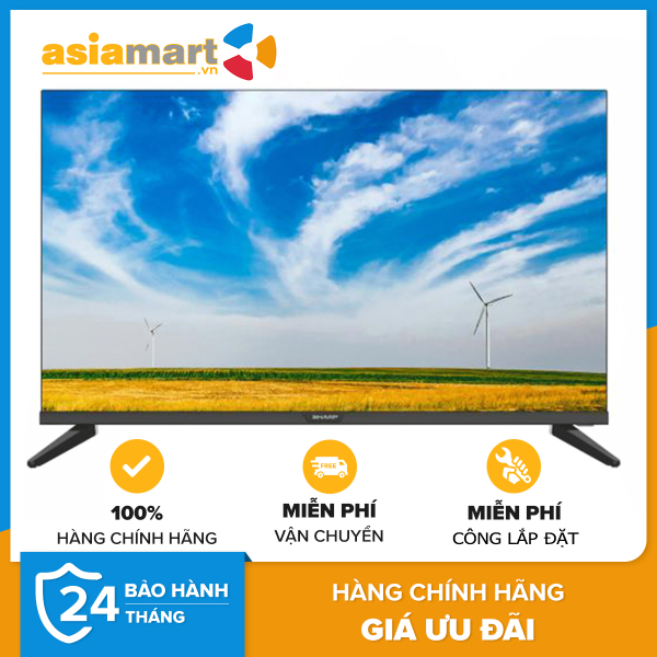 Bảng giá Tivi Smart LED HD Sharp 32 inch 2T-C32CE1X