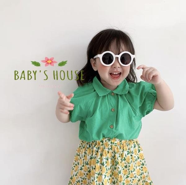 Giá bán Kính râm gọng tròn chống UV cho bé (1-6y) - Babys House
