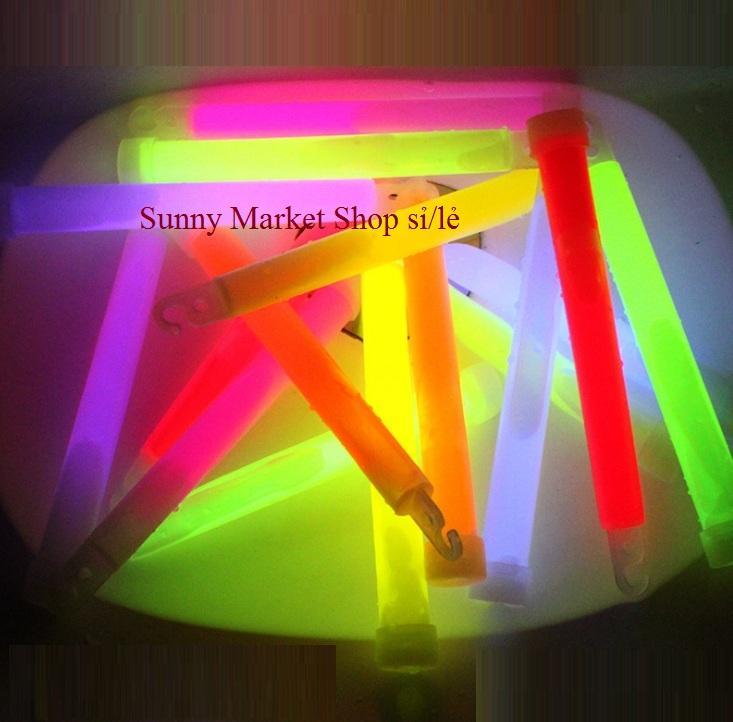 Que phát sáng Sunny loại to đương kính 1.8 cm, dài 1.5 cm phát sáng vào ban đêm hoặc phòng tối (1 Que) 16