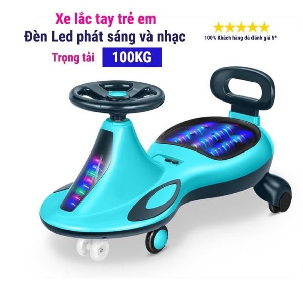 { giá rẻ xe đẹp } xe  lắc trẻ em 366 có nhạc đèn led  mẫu mới 2021