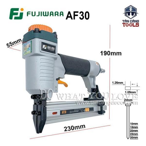 Máy Bắn Đinh Dùng Hơi Fujiwara AF30