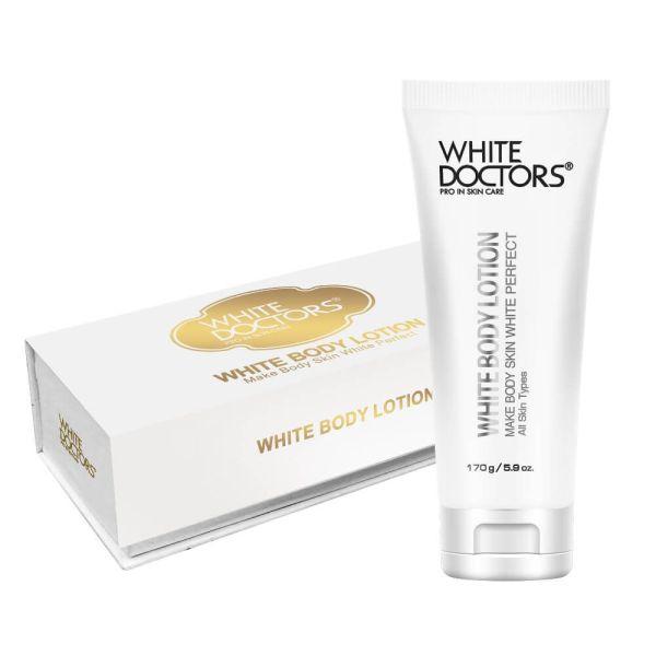 Kem dưỡng thể siêu trắng da White Doctors - White Body Lotion giá rẻ