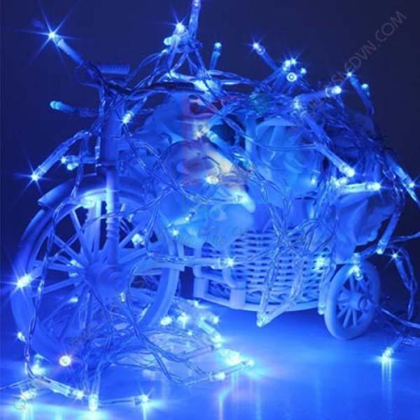 [HCM]Đèn Led 5 mét trang trí siêu bền. Độ sáng cao sinh nhiệt rất thấp tiêu thụ điện năng thấp.