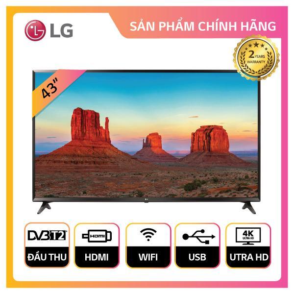 Smart TV LED LG 43inch Full HD - Model 43LK5400PTA (Đen) - Hãng phân phối chính thức