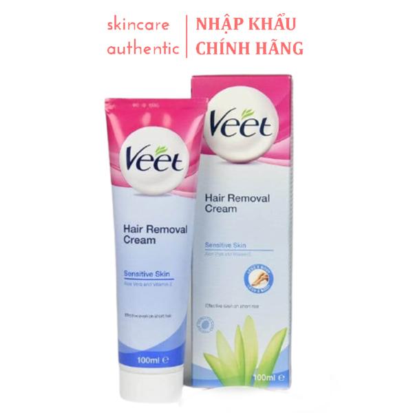 Kem Tẩy Lông Veet Anh, kem tẩy lông cực kì sạch và tiện lợi Veet nhập khẩu