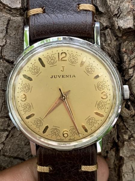 Đồng hồ nam JUVENIA - Thụy Sĩ [CHÍNH HÃNG]