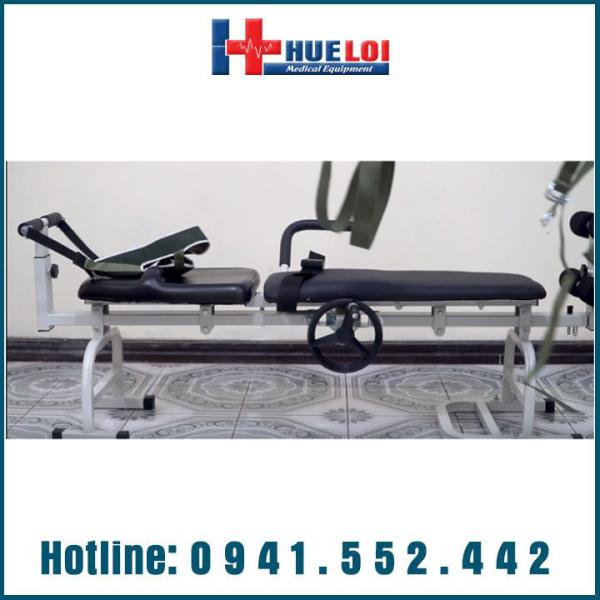 Giường kéo giãn cột sống thắt lưng cơ học