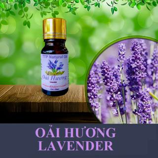 Tinh dầu oải hương Lavender thumbnail