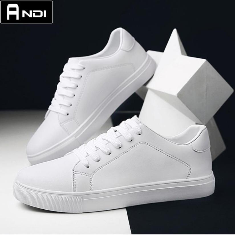 Giày Sneaker Nam Cao Cấp Hàn Quốc 2019 - Giày thời trang - ANDI - (TT117) - GIÁ SẬP SÀN giá rẻ