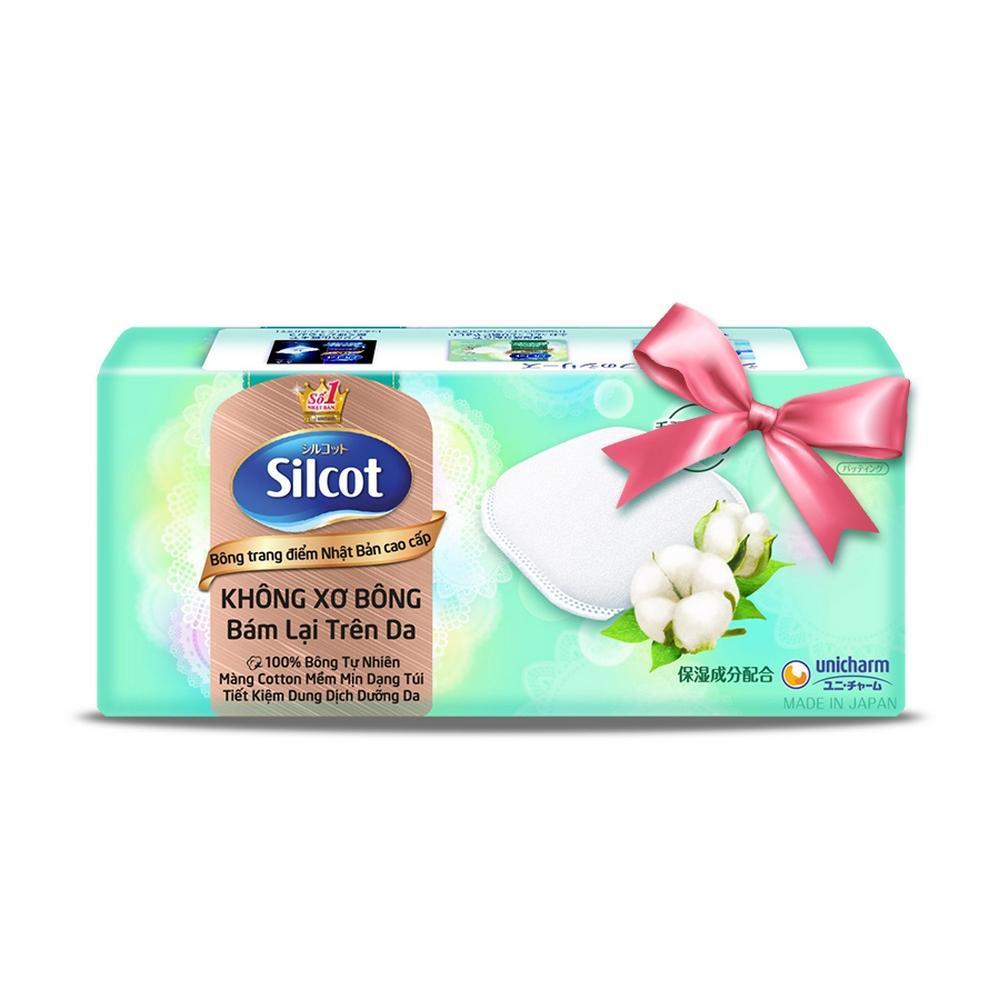GIFT_Bông tẩy trang Silcot Premium 10 Miếng kèm voucher giảm giá tốt nhất