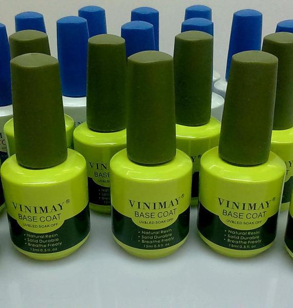 Sơn gel Base Coat VINIMAY (sơn nền, liên kết gel) tốt nhất