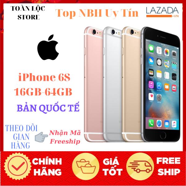 Điện Thoại APPLE IPHONE 6S 64GB  MỚI NGUYÊN ZIN QUỐC TẾ FULLBOX