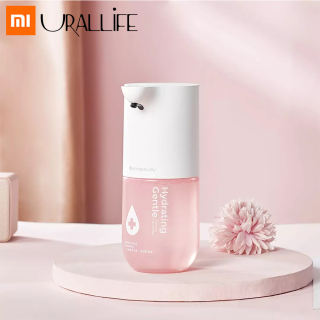 Xiaomi Mijia Simpleway Portable Automatic Foam Washing Mobile Phone Antibacterial Intelligent Induction Reaching Out Foam Moisturizing Skin-Friendly For Home Outdoor Travel