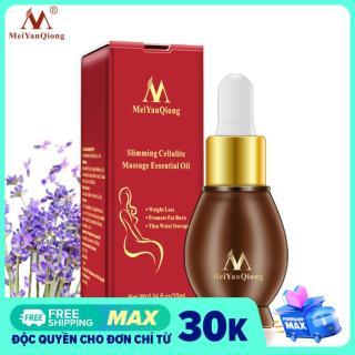 MeiYanQiong Tinh Chất Massage Tan Mỡ Giảm Cân Giảm Mỡ Với Chiết Xuất Tự Nhiên Slimming Oil Massage thumbnail