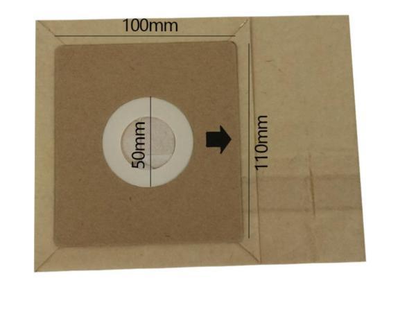Túi vải máy hút bụi Hitachi - Túi bụi 11x10cm lọc hepa cho máy hút bụi chuyên dụng