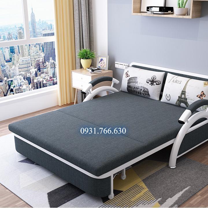 Giường Sofa Gấp Gọn Thành Ghế Giá Tốt Duy Nhất tại Lazada