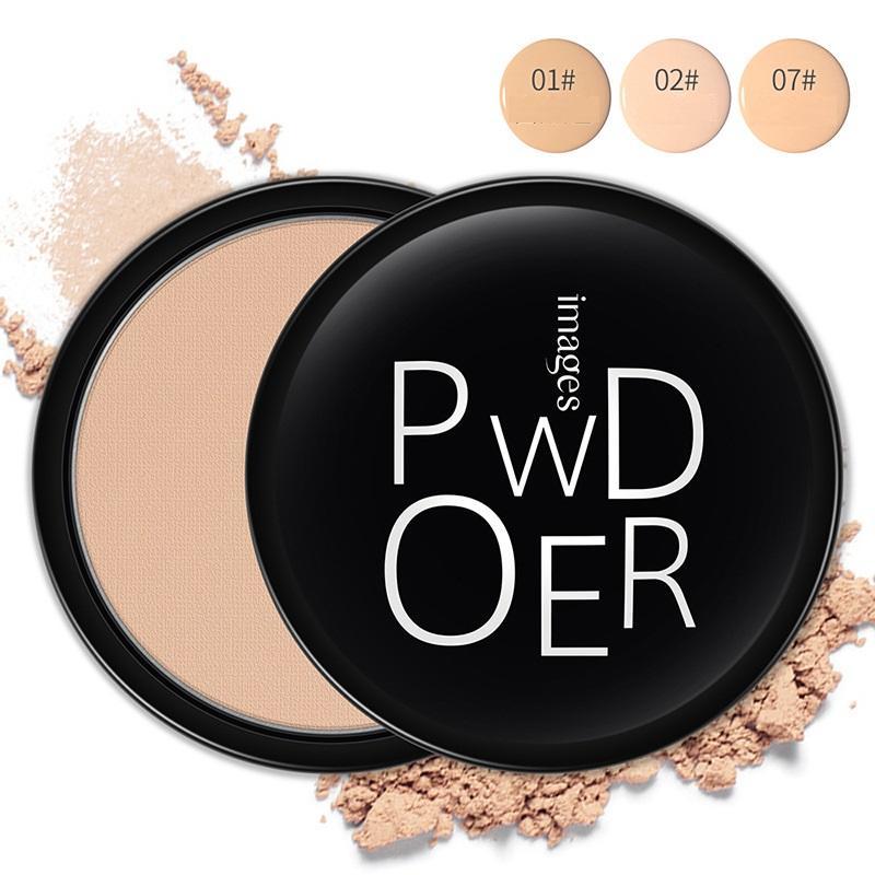 Phấn phủ kiềm dầu dạng nén Powder Beautiful nhập khẩu