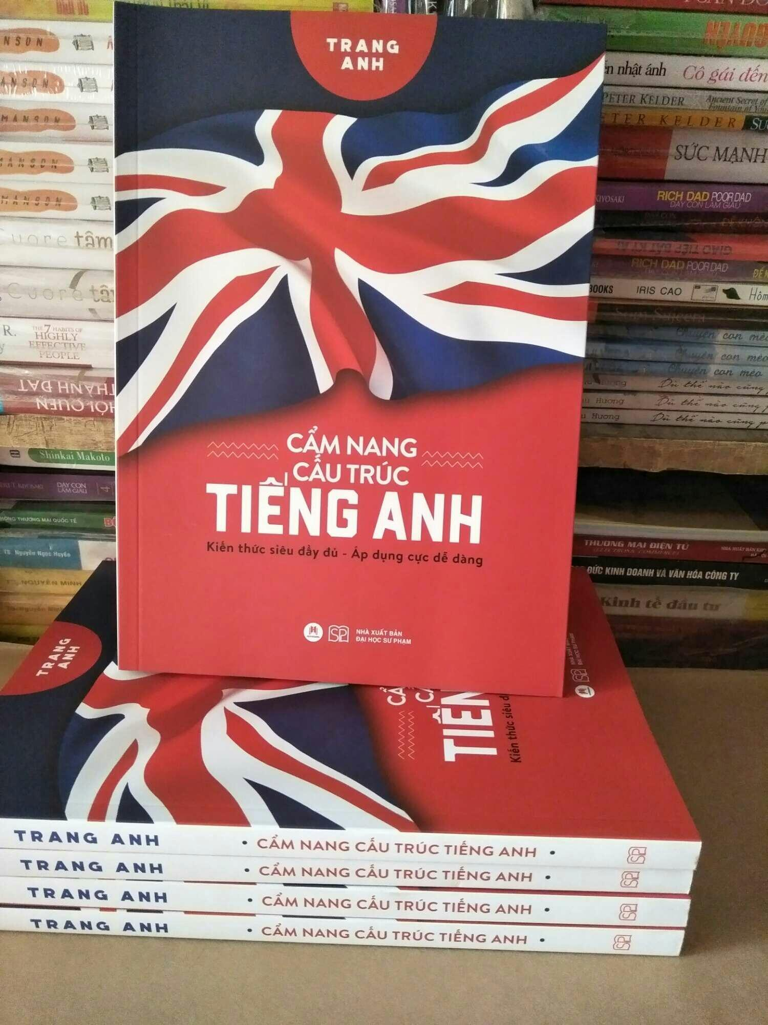Tiết Kiệm Cực Đã Khi Mua Cẩm Nang Cấu Trúc Tiếng Anh