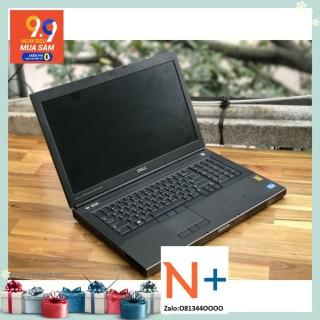 [Trả góp 0%]laptop Dell Precision M6800 core i7 4800QM 16Gb SSD128+1000Gb K4100M 15.6FullHD thumbnail