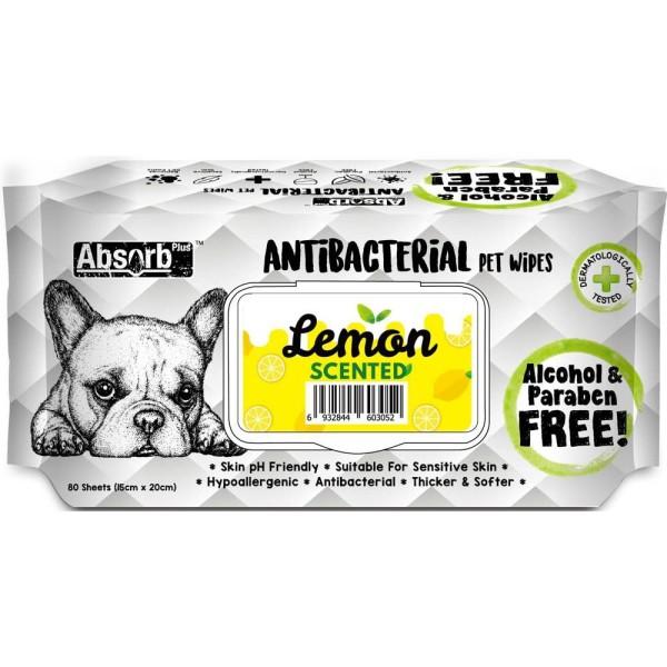 [Lấy mã giảm thêm 30%] khăn ướt kháng khuẩn Antibac PetWipe dành cho chó