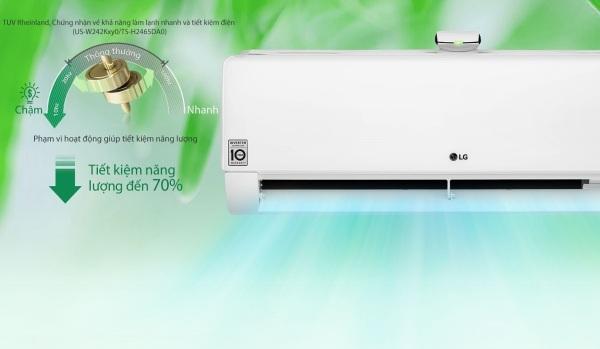 Bảng giá Máy lạnh LG Inverter 1.5 HP V13ENS
