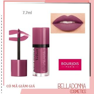 Son lì Bourjois Rouge Edition Velvet 36 In Mauve - Săc tím hoa cà thumbnail