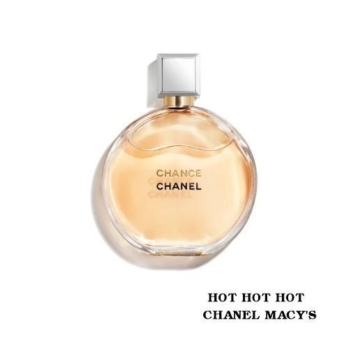 Nước Hoa Chanel Chance Eau De Parfum 100ml [Hàng Macys - Có Tem]