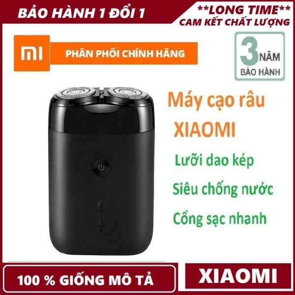 Bảng giá Máy cạo râu thông minh Xiaomi Mijia Double-Ring MSX201, thiết kế độc đáo và di động, IPX7 không thấm nước cho cạo ướt và khô, tuổi thọ pin tuyệt vời Điện máy Pico