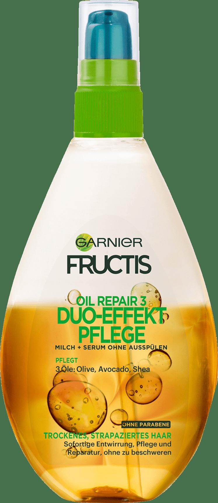 Xịt Dưỡng Tóc Garnier Fructis Oil Repair 3 150ml