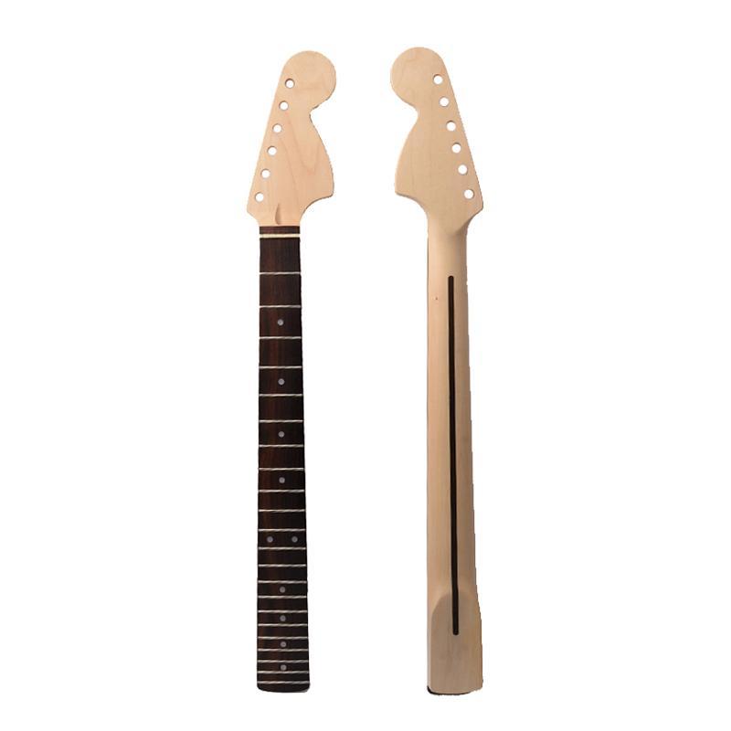 Maple St Guitar Handle Big Piano Head Guitar Handle Neck Rosewood Finger Plate Open Matte