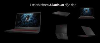 MSI GF65 Thin 10UE-228VN (i7-10750H 16GB 512GB VGA RTX 3060 6GB 15.6 FHD 144Hz Win 10 thumbnail