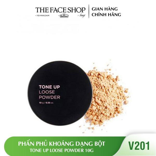 Phấn Phủ Khoáng Dạng Bột Tone up Loose Powder 10g giá rẻ