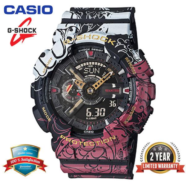 Nơi bán Đồng Hồ G Shock ONE PIECE GA110 - Đồng Hồ Thể Thao Nam - Đồng Hồ Casio - Đồng Hồ One Piece - Đồng Hồ Nam