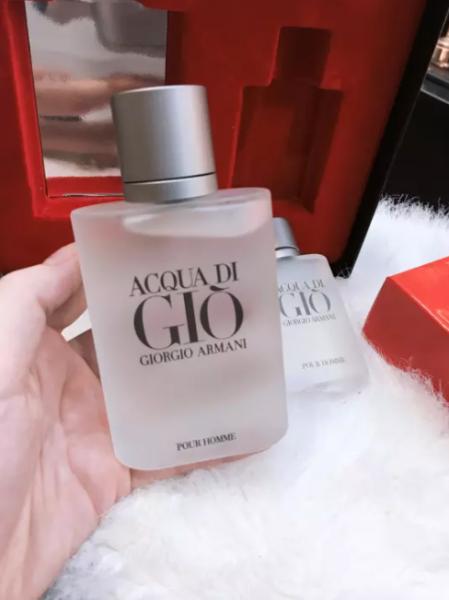 nước hoa nam Acqua Di Gio - giò trắng nhập khẩu