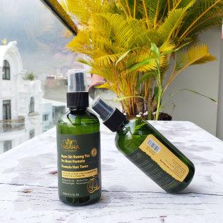 Dưỡng tóc tinh dầu bưởi Tabaha 120ml giải pháp giúp tóc mọc nhanh và dày hơn thumbnail