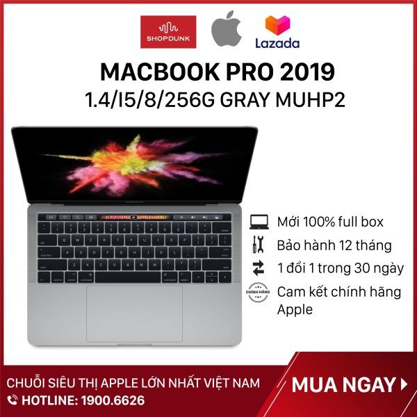 Bảng giá Laptop Macbook Pro 13 inch 2019 core i5 1.4/8GB/256GB, Hàng chính hãng Apple, mới 100%, nguyên seal Phong Vũ