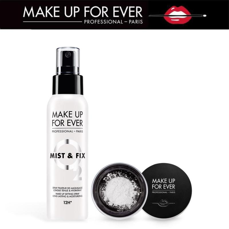 MAKE UP FOR EVER - FINISH & SET cao cấp