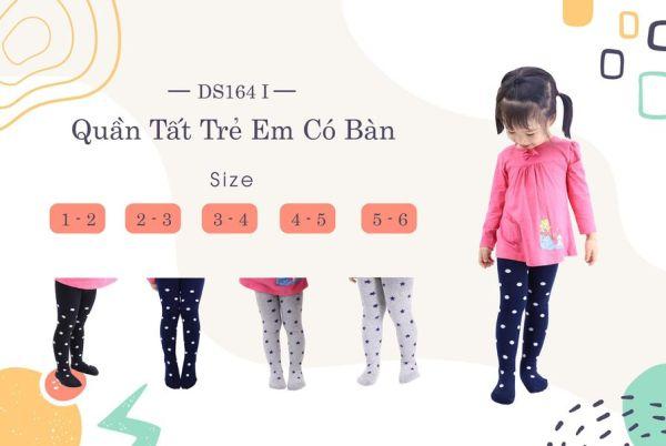 Giá bán Quần tất trẻ em có bàn Dokma