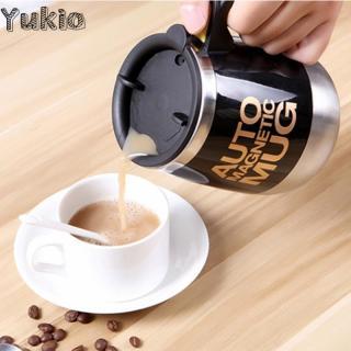 [Mẫu mới Nhất] Cốc inox pha cà phê 400ml tự động thông minh 1 nút bấm, ly giữ nhiệt pha trà, pha cafe tự khuấy tiện ích, lõi không gỉ siêu bền đủ màu thumbnail